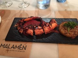 The best grilled octopus you ever ate!