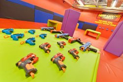 ‪Nerf Centre Liverpool‬