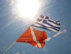 Greece = Sun+Scuba