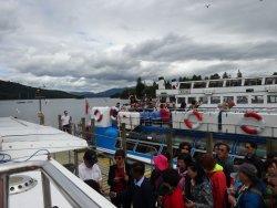 Windermere lake cruises getting ready