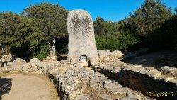 Tombe dei Giganti Li Mizzani