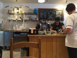 Bath bakery and cafe