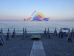 """Lido Capri - """"Il Ristorantino"""" Stabilimento Balneare"""