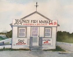 Young's Fish Market