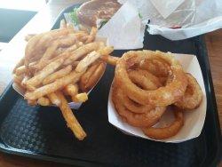 Burgers in Ivins