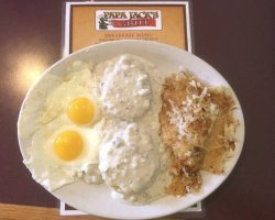 Papa Jack's Grill Country Breakfast