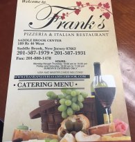 Frank's Pizza and Restaurant