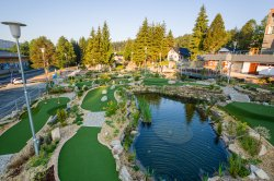 Fun Spot Lipno Adventure Golf