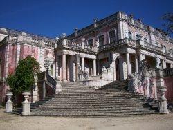 Palacio Nacional e Jardins de Queluz