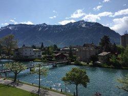 Great Interlaken stay in May!