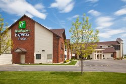 Holiday Inn Express Watertown
