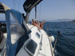 Occhio Al Boma - Escursioni in Barca a Vela
