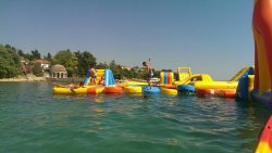 FlipSea Aqua Park Kolovare