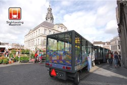 Maastricht Sightseeing Tourist Train
