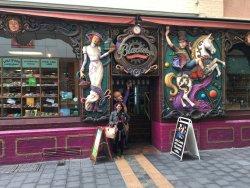 Blackebys Old Sweet Shop