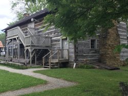 Brown County Pioneer Museum and Old Log Jail