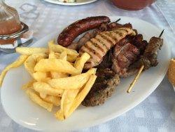 Restaurant Maria Mouria
