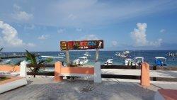 Puerto Morelos Flea Market
