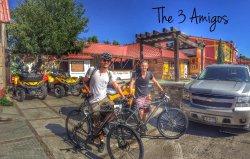 The 3 Amigos