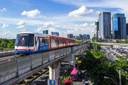 曼谷高架电车