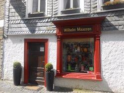 Caffee-Roesterei Wilhelm Maassen
