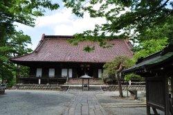 Dewa Kokubun-ji Yakushi-do