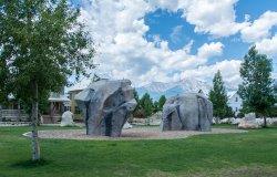 Buena Vista Boulder Garden