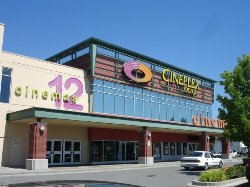 Cineplex Odeon Strawberry Hill Cinemas