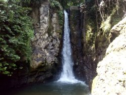 Baburai Waterfall