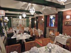 A la carte matsalen Restaurang Terrassen