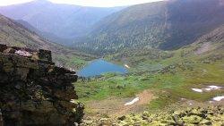 Cherskiy Peak