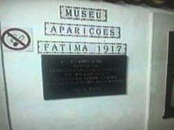 Museu das Aparicoes 1917