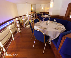 Quintessenza Restaurant at the Best Western Hotel Nazionale