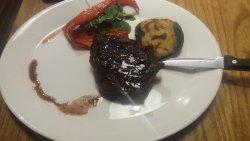 Skinny steak