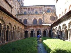 Chiostro della cattedrale di Le Puy