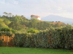 Schönes Haus, wunderschöner Ausblick –verliebt sein ins Baskenland