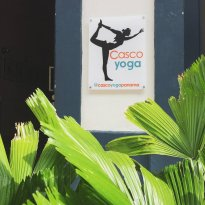 Casco Yoga