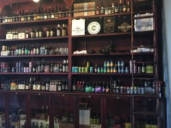 Photos inside Wine wall, Bottle Beer/cider/mead wall, meat & cheese section & 60 taps