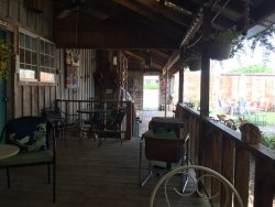 Back Porch Coffee House and Madeline's Bakery