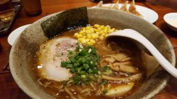 Garlic Shio Ramen
