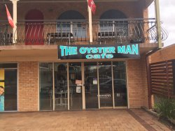 The Oyster Man Cafe