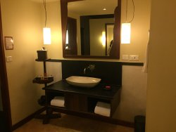 Pristine Surroundings, Excellent Rooms