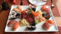 Thai- und Sushi Restaurant