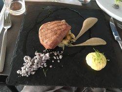 Beste restauranten i Santorini!