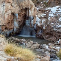 Soda Dam Hot Springs