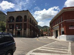 Copper Queen Post Office