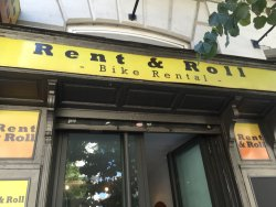 Rent & Roll, Bike Guided Tours Madrid