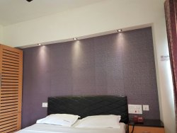 Nice Rooms and neatly maintained..