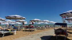 La Bussola Beach