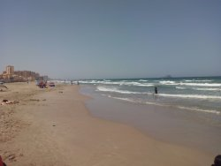 Playa Banco del Tabal